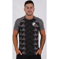 Camisa Vasco Triangles Masculina - Masculino