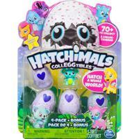 Mini Figura Surpresa Hatchimals Colleggtibles Pack Un Sunny - Unissex-Incolor