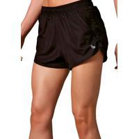 Short Feminino Af Running 76416 Lupo
