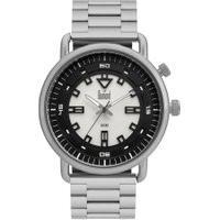 Relógio Digital Dumont Masculino - Duy121F5Aa/3B Prateado