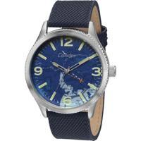 Relógio Condor Casual Prata - Co2035Knh/3A