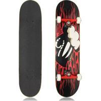 Skate Completo Iniciante Black Sheep - Unissex