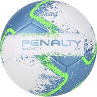 865086b5f Netshoes  Bola Futebol Society Penalty Rx R2 Fusion Viii - Unissex
