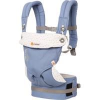 Canguru Baby Carrier Ergobaby Coleção 360 Edição Sophie La Girafe Azul