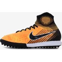 Chuteira Nike Magistax Proximo Ii Society Infantil