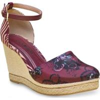 Sapato Fem Ramarim 16-66102 Vinho