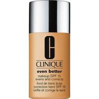 Base Clinique - Even Better Makeup Broad Spectrum Spf 15 110 Chestnut - Unissex-Incolor