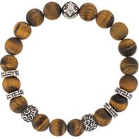 Nialaya Jewelry Pulseira 10 Year Anniversary Collection - Marrom