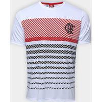 Camiseta Flamengo Graphic Masculina - Masculino