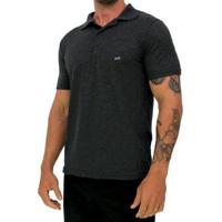 Camisa Polo Mxd Conceito Black Night Classic Prime Masculina - Masculino