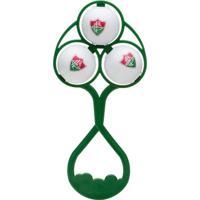 Chocalho Fluminense Lolly Baby Verde