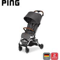 Carrinho De Bebê Ping Asphalt Diamond 0 A 15Kg Abc Design