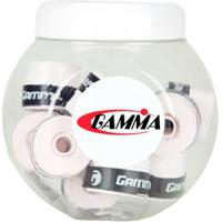 Overgrip Gamma Supreme Azul - Pote Com 12 Unidades - Unissex
