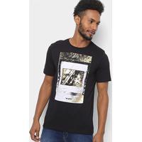 ce94e204b4 Netshoes  Camiseta Cavalera Minimal Masculina - Masculino
