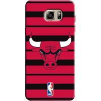 Capinha Para Celular Nba - Samsung Galaxy Note 5 - Chicago Bulls - E30 - Unissex