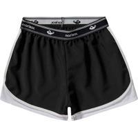 Short Boxer- Preto & Cinza- Marisolmarisol