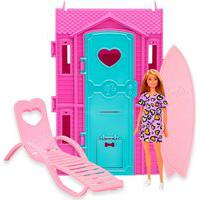 Barbie Studio De Surf Vestido Lilás - Fun Divirta-Se