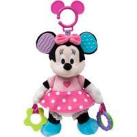 Pelúcia De Atividades - Disney - Minnie Mouse - Buba