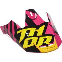 Pala Para Reposição Do Capacete Thor Verge S17 Dazz (Kit) - Unissex