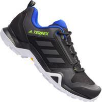 Tênis Adidas Terrex Ax3 - Masculino - Preto/Cinza