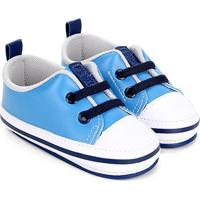 Tênis Infantil Pimpolho Star Masculino - Masculino-Azul