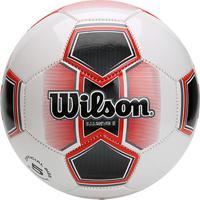 e265c7284c0fc Netshoes  Bola Futebol Campo Wilson Illusive - Masculino
