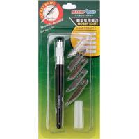 Estilete Com 5 Lâminas - Master Tools Mat09908