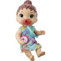 Boneca Baby Alive - Primeiros Sons - Morena - Hasbro E3688