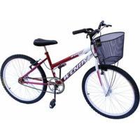 Bicicleta Aro 24 Wendy Sem Marcha Convencional - Unissex