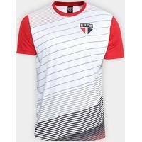 Camisa São Paulo Listras Masculina - Masculino