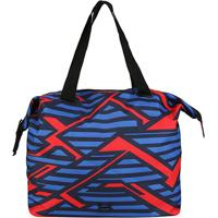 Bolsa Under Armour Tote Shopper Printed On The Run Feminina - Feminino