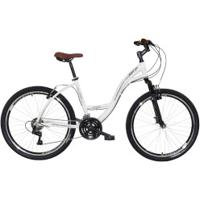 Bicicleta South Bike Curving - Aro 26 - Freios V-Brake - 21 Marchas - Branco