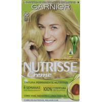 Tintura Garnier Nutrisse Kit Creme Cor 90 Areia