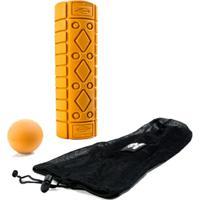 Kit Massage Roller Express Mormaii Para Liberação Miofascial - Unissex