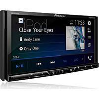 Dvd 2 Din Bluetooth Tela 7 Pol Tv Gps Waze Spotify, Pioneer, Avh-A4180Tv, Dvd Automotivo, Preto