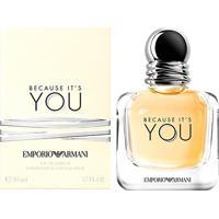 Perfume It'S You Feminino Giorgio Armani Edp 50Ml - Feminino-Incolor