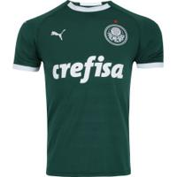 Camisa Do Palmeiras I 2019 Puma - Masculina - Verde