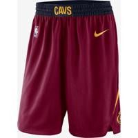 Shorts Nike Cleveland Cavaliers Icon Edition Swingman Masculino