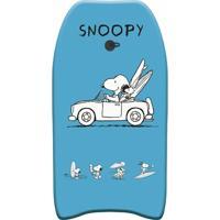 Prancha De Bodyboard Snoopy Média Bel Sports - Unissex