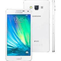 Smartphone Samsung Galaxy A5 - Branco - Duos - 4G - 16Gb - Android 5.1