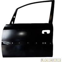 Folha De Porta - Original Chevrolet - Zafira 2001 Até 2012 - Para Pintar - Lado Do Motorista - Cada (Unidade) - 93292177