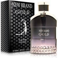 Perfume Golf Black Masculino New Brand Eau De Toilette 100Ml - Masculino-Incolor