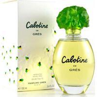 Cabotine De Parfums Gres Eau De Toilette Feminino 30 Ml