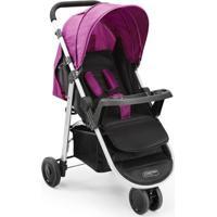 Carrinho De Bebê Agile 3 Rodas Bordo Multikids Baby Bb528