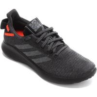 Tênis Adidas Sensebounce Street Masculino - Masculino-Preto+Cinza