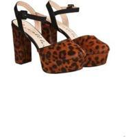 Sapato Meia Pata Onça Eva - Feminino