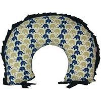 Almofada De Amamentaçáo - Passinho Do Elefante Azul