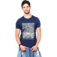 Camiseta Rgx Rum Punch Azul