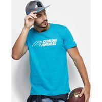 Camiseta Nfl Carolina Panthers New Era Team Masculina - Masculino