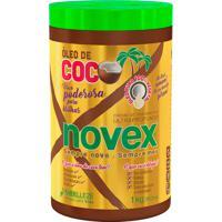 Creme De Tratamento Novex Óleo De Coco 1Kg